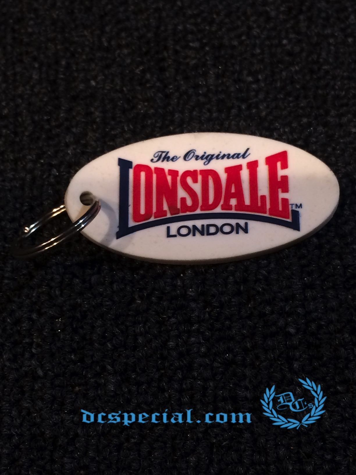 Lonsdale Keychane 'The Original'