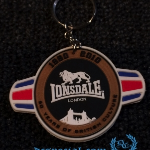 Lonsdale Keychane 'British Culture'
