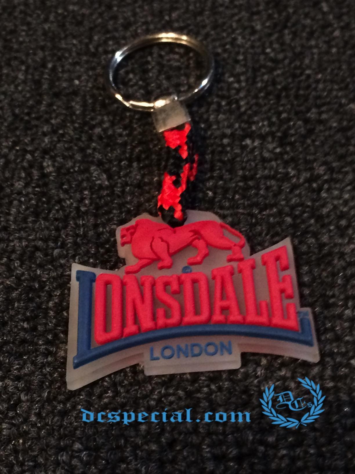 Lonsdale Sleutelhanger 'Lonsdale London'