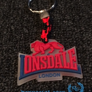 Lonsdale Sleutelhanger 'Lonsdale London'