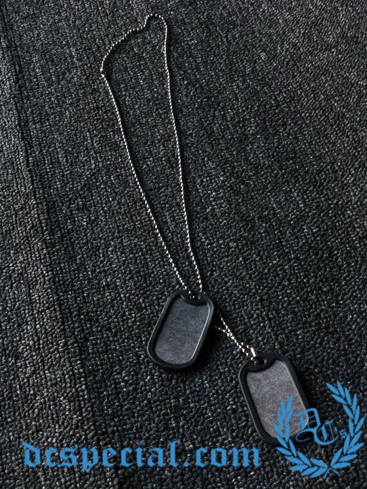 Army Necklace 'Dogtags'