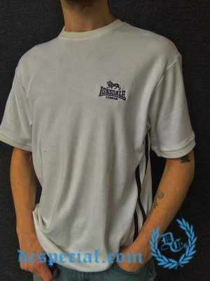 Lonsdale T-shirt 'Stripe'