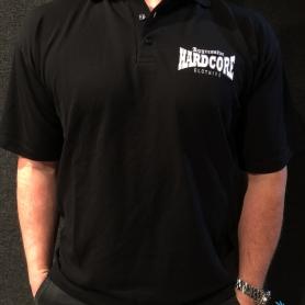 Aggressive Hardcore Clothing Polo 'Aggressive Black'