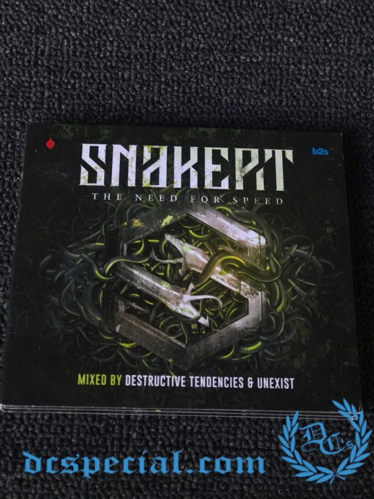 Snakepit CD 2017 'The Need For Speed'