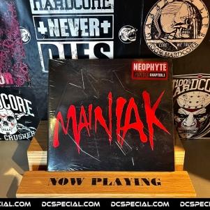 Neophyte Records CD 'Neophyte - Mainiak Chapter.1'