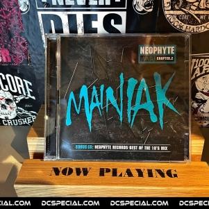 Neophyte Records CD 'Neophyte - Mainiak Chapter 2'
