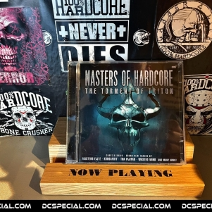 Masters Of Hardcore 2012 CD 'The Torment Of Triton'