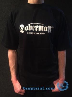 Doberman T-shirt 'High Aggressive'