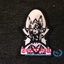 Doberman Patch 'Tribal'