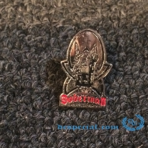 Doberman Pin 'Tribal'