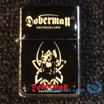 Doberman Lighter 'Tribal'