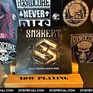 Snakepit 2016 CD 'Scarphase & Death By Design – Snakepit (The Need For Speed)'