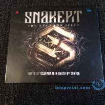 Snakepit CD 2016 'The Need For Speed'