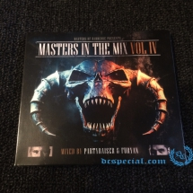 Masters Of Hardcore CD 'Masters In The Mix Vol. IV'