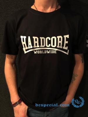 Hardcore T-shirt 'Hardcore Worldwide'