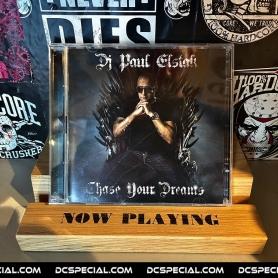 DJ Paul Elstak CD 2013 'Chase Your Dreams'