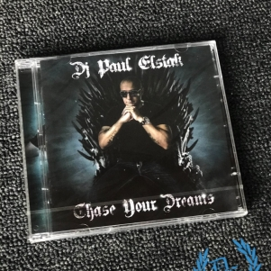 DJ Paul Elstak CD 2013 'Chase Your Dreams'