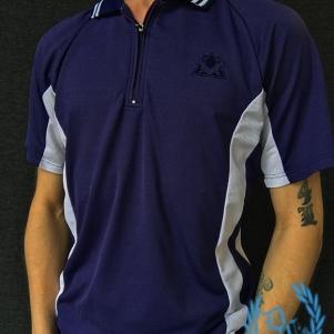 Cavello Soccer Polo 'Navy Blue'