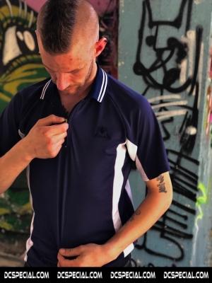 Cavello Voetbal Polo 'Navy Blue'