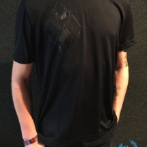 Cavello Voetbal T-shirt 'Black Squares'