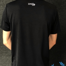 Cavello T-shirt De Football 'Black Squares'