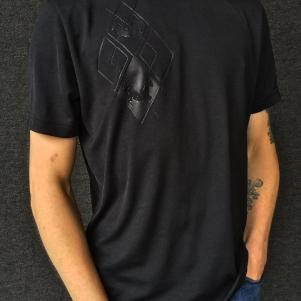 Cavello Voetbal Shirt 'Black Squares'