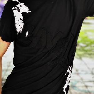 Cavello T-shirt 'Cavello White Head'