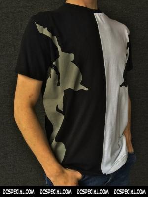 Cavello T-shirt 'Black/White'