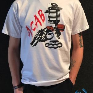 ACAB T-shirt 'Gangster'