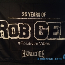 Rob Gee Flag 'Positivian Vibes'