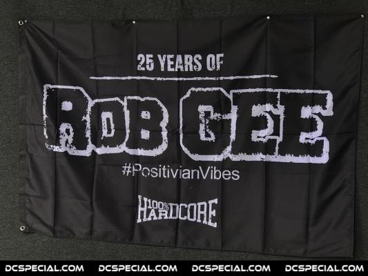 Rob Gee Vlag 'Positivian Vibes'