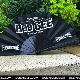 Rob Gee Fan '25 Years'