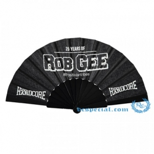 Rob Gee Fan '25 Years'