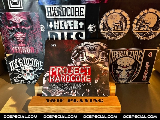 Project Hardcore CD 2015 '#15 Mixed By Neophyte VS Icha & Digital Plague Squad'