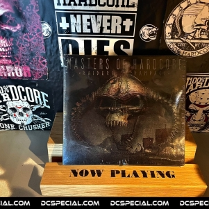 Masters Of Hardcore 2016 CD 'Chapter XXXVIII - Raiders Of Rampage'