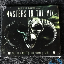 Masters In The Mix CD 'Vol. III - Mixed By Tha Playah & Anime'