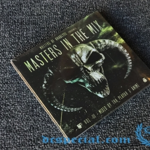 Masters In The Mix 2016 CD 'Vol. III - Mixed By Tha Playah & Anime'