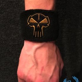Rotterdam Terror Corps Wristband 'RTC Gold'