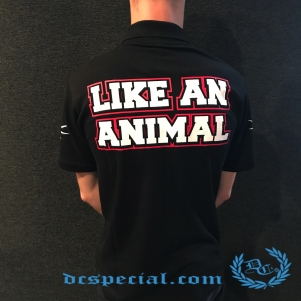 Partyraiser Polo 'Like An Animal'