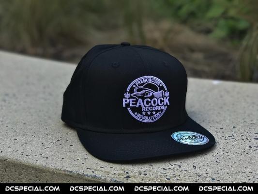 Dr. Peacock Snapback 'Peacock Records'