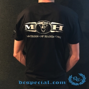 Masters Of Hardcore T-shirt 'MOH Basic'