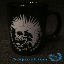 Frenchcore Coffeecup 'Mohawk'