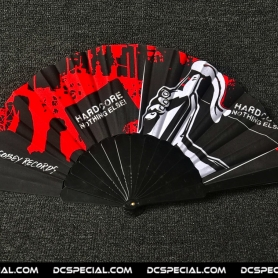 Disobey Records Fan 'Hardcore Nothing Else'