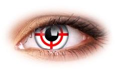 Ooglenzen 'Red Target'