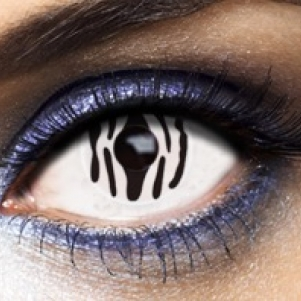 Eye Lenses 'Zebra'