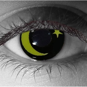 Eye Lenses 'Moon & Star'