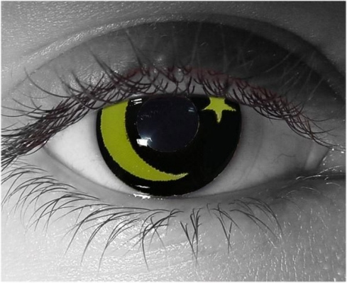Ooglenzen 'Moon & Star'