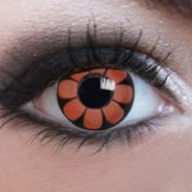 Eye Lenses 'Crazy Daisy'