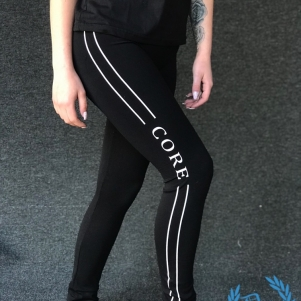 Hardcore Dames Legging 'Hard Core'