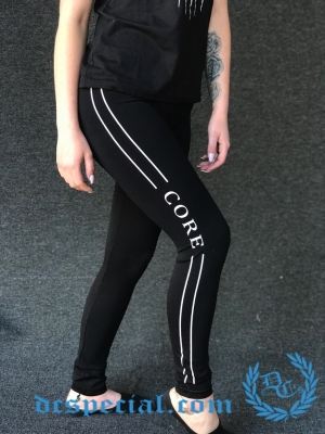 Hardcore Dames Legging 'Hard Core'